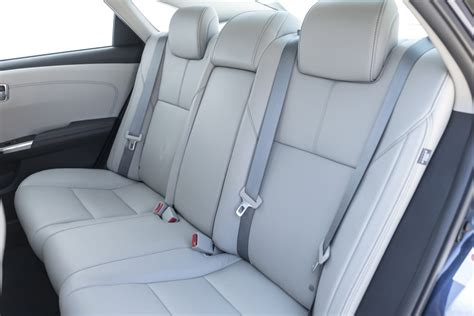 cars with back seats why don t all size sedans fold rear seats