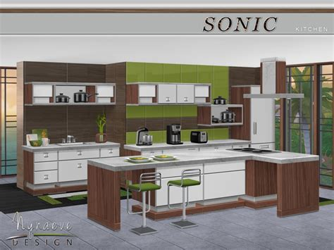 Wood Island Tops Kitchens Nynaevedesign S Sonic Kitchen