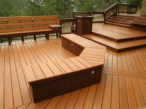 bench deck benches decks home decoration club