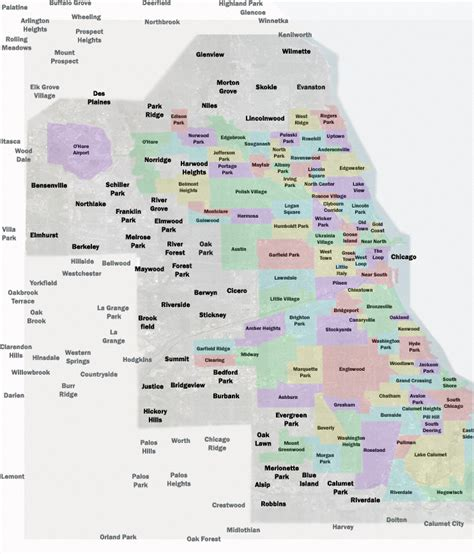 map of chicago suburbs andersonville chicago illinois map chicago neighborhoods and suburbs the world of chicago