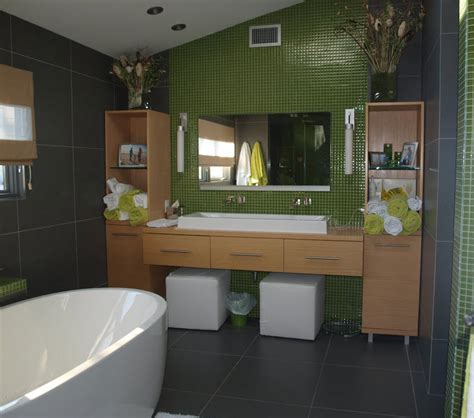 green and gray bathroom green and grey bathroom designs