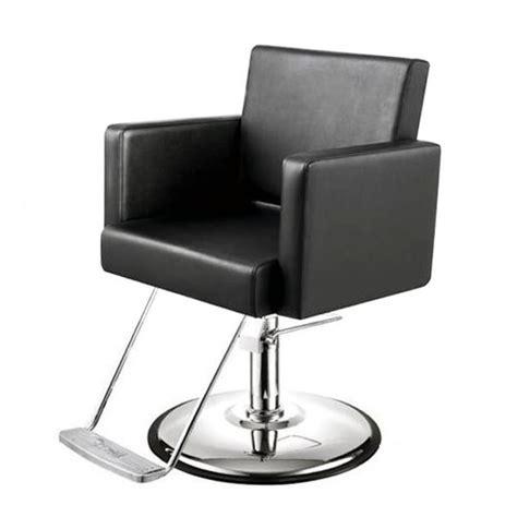 modern salon chairs black modern salon chair size 26 x 25 x 29 inches rs