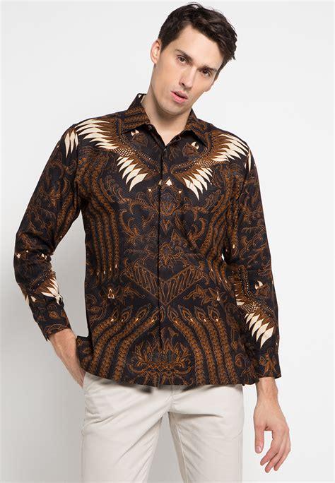 Batik Semar Print kemeja batik motif peksi robyong by batik semar ag1597