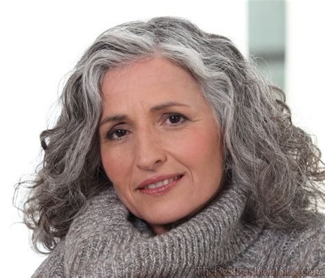 Highlights For White Hair On Older Women | old women hairstyles for any occasion 2018