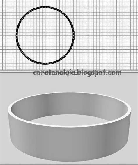 tutorial sweet home  membuat objek lingkaran coretan alqie