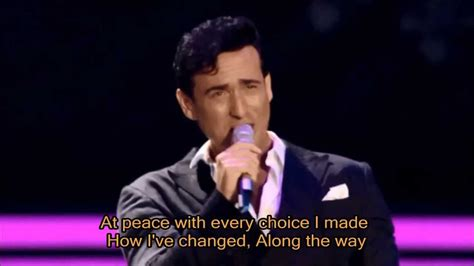 il divo lyrics il divo with lyrics live in barcelona