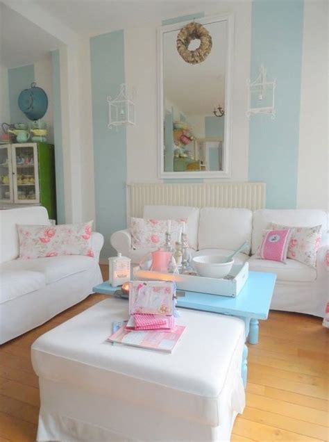 Pastel Colors For Living Room by 50 Cool Shabby Chic Living Room Decor Ideas Ecstasycoffee