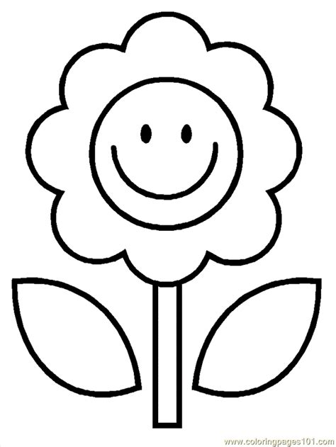 coloring pages cartoon flowers cartoons gt cartoon flowers