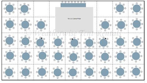 round table seating capacity seating plans weatherwise tent rentals inc