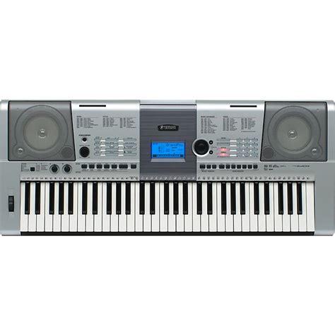 yamaha psr e403 61 key portable keyboard musician s friend