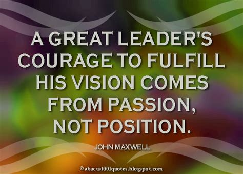 inspirationalpassion com inspirational quotes on leadership abacus1001quotes