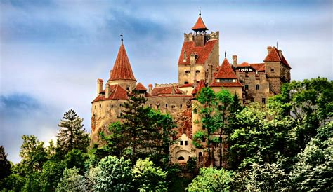 bram castle bran castle untravelled paths