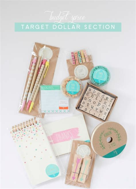 target dollar section to the target dollar section we go 187 green diy