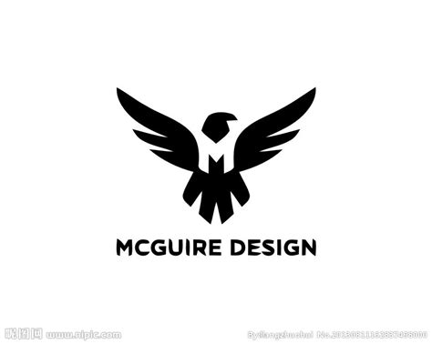 logo design nz free 老鹰logo矢量图 企业logo标志 标志图标 矢量图库 昵图网nipic com