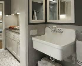 Utility Sinks For Laundry Room by Understanding Your Laundry Sink Apron Front Kitchen Sink