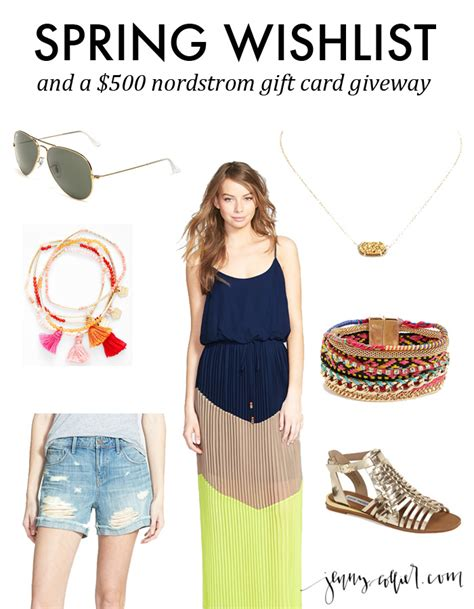 Can You Buy Nordstrom Gift Cards At Nordstrom Rack - 500 nordstrom giveaway 187 jenny collier blog