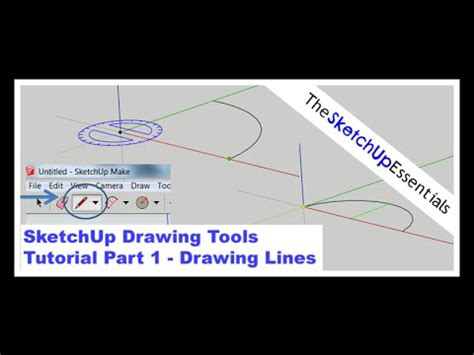 sketchup tutorial inference full download sketchup tutorial 9 point inferences