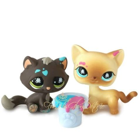 littlest pet shop painting 50 best lps images on