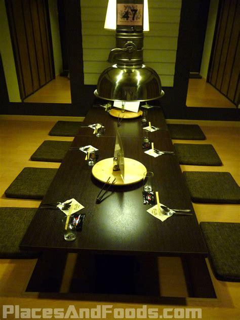 bbq yaki yaki japanese bbq buffet restaurant places
