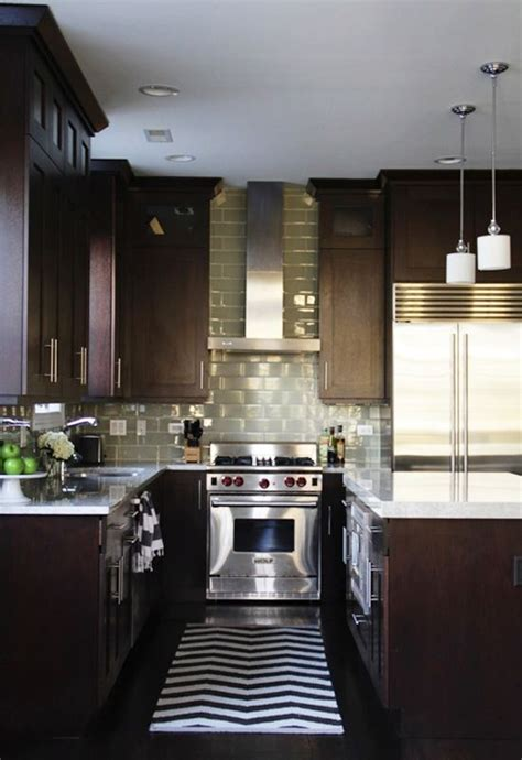 dark kitchen cabinets with light countertops dark cabinets light countertops for the home pinterest
