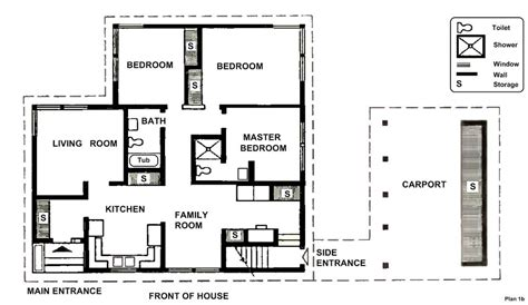 free house blueprints free small house plans for ideas or just dreaming