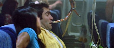 snakes on a plane bathroom scene video snakes on a plane bathroom girl 87 snake on the plane