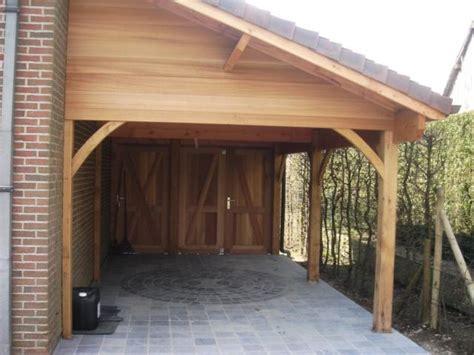gartenhaus selber bauen holz 713 houten carports carport aanbouw