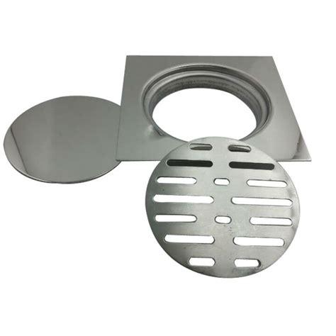 bathroom floor drain cover stainless steel garage types of floor drain covers buy