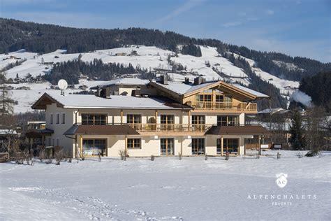 alpen hütte mieten 2 personen luxuri 246 se wellness apartments in kirchberg h 252 ttenurlaub