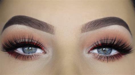 glitter eyeliner tutorial youtube easy glitter eyeliner makeup tutorial youtube