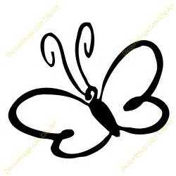 Flying Butterfly Outline by Flower Outline Search And Flower On