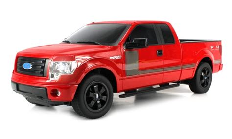 ford electric truck licensed ford f 150 fx4 electric rc truck 1 10