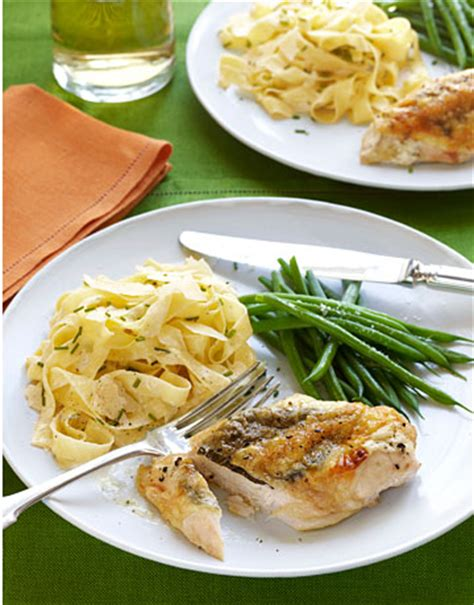 ina garten pasta ina gartens tagliarelle pasta and stuffed chicken recipe