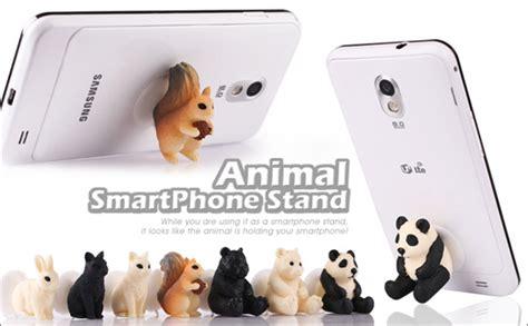 Stand Hp Bentuk Kelinci Ukuran Besar dudukan hp bentuk binatang tupai kadounik belanja