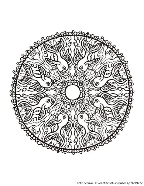 mystical mandala coloring book pdf as a slice with a 0 1mm sigma micron pen and then