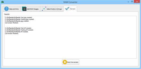 converter raw raw converter download