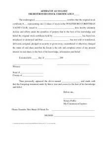 witness affidavit form template best photos of witness affidavit template sle witness