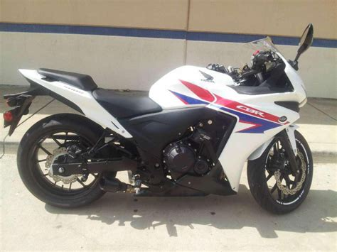 Honda Sport Bike by 2013 Honda Cbr500r Sportbike For Sale On 2040 Motos