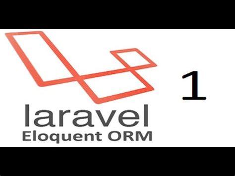 laravel orm tutorial tu orm elaegypt