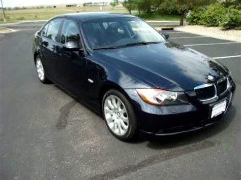 bmw 328xi sport package 2007 bmw 328xi awd with sport premium packages