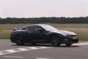 Top Gear Nissan Gtr Nissan Gt R Top Gear