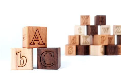 Handmade Alphabet Blocks - handmade alphabet blocks 28 images wooden alphabet