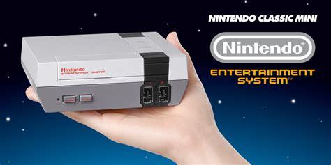 nintendo ver 246 ffentlicht mini nes konsole zur 252 ck in die 80er hamburg zwei das beste aus nintendo classic mini retro konsole ab 11 november gameswirtschaft de