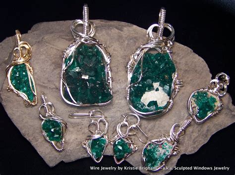 jewelry journal sculpted windows jewelry journal dioptase jewelry on the way