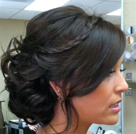 top ten elegant updos hairstyle collection 2015 for women curly best ladies wedding hairstyles 2015