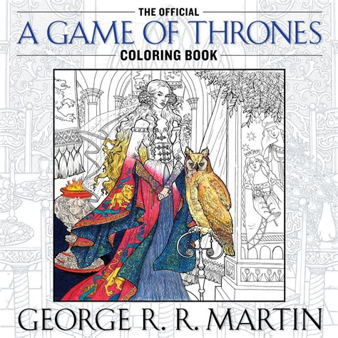 bantam books of thrones coloring book check out a sneak peek of the of thrones coloring
