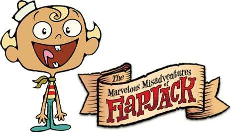 misadventures of a misadventures series the marvelous misadventures of flapjack tv fanart