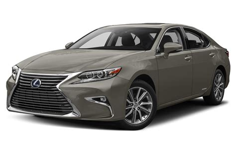lexus hybrid sedan new 2017 lexus es 300h price photos reviews safety