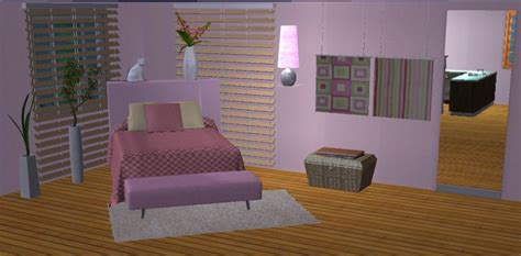 sims 2 bedroom mod the sims cotton young girl teen bedroom set