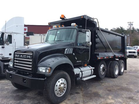 mack dump truck 2013 mack gu713 for sale 7221